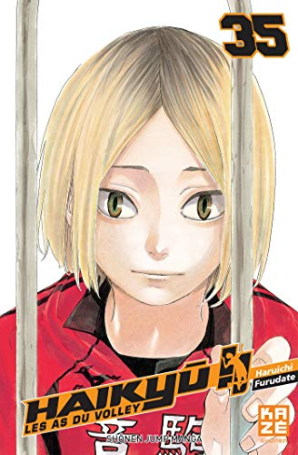 Haikyu!! Les AS du Volley Edition simple Tome 35