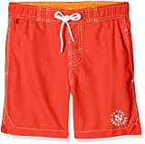 Petrol Industries Jungen Badehose B-SS18-SWS950, Rot (Lava 3059), 14 Jahre