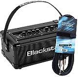 Blackstar ID CORE 40H Head Gitarren Topteil Verstärker + KEEPDRUM Gitarrenkabel 6m GC04