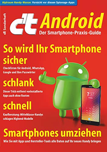 ct Android (2019): Der Smartphone-Praxis-Guide (German Edition ...