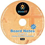 #9: Board Notes for Class 12 (Physics, Chemistry & Mathematics)