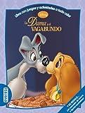 La Dama y el Vagabundo: Libro con Juegos y actividades a todo color (Multieducativos Disney)