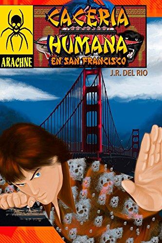 Descargar Libro Libro Caceria humana en San Francisco (Damon Drake nº 1) de Jorge Del Rio