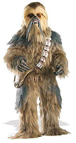 Für Kostüm Erwachsene Chewbacca - Generique - Chewbacca-Kostüm für Erwachsene Star Wars