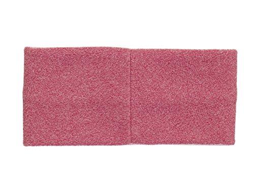 Sterntaler Baby Mädchen Mütze Stirnband, Rot (Beerenrot Melange 747), 49 (Fleece Baby-fleece-mütze)