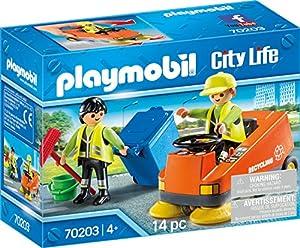 Playmobil City Life 70203 Set de Juguetes - Sets de Juguetes (Acción / Aventura, 4 año(s), Niño/niña, Interior,, Gente)