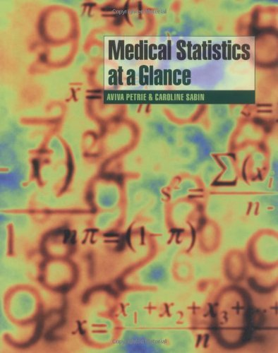medical-statistics-at-a-glance-by-aviva-petrie-2000-08-15