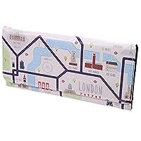 London Map grande tessuto borsaSe ti piace il tuo regalo originale e pratica allora non guardare oltre la nostra gamma di borse.Realizzata in tessuto resistente a questi sono ideali per bambini e adulti di tutte le età.