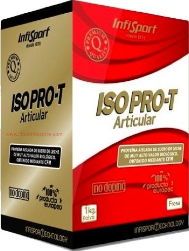 Infisport S.L. - ISO ProT 1Kg chocolate