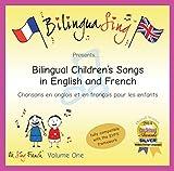 Chansons anglaises pour les enfants | CD bilingue de comptines anglaises-françaises (BilinguaSing - We Sing French Vol. 1) ADORÉ LES PARENTS! ...