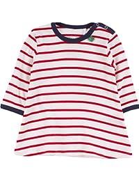 Fred's World by Green Cotton Baby Girls' Stripe Dress
