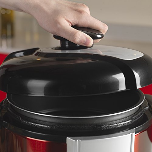 Tower T16005r Digital Pressure Cooker Non Stick Cooking Pot 6 L Uk Appliances Direct