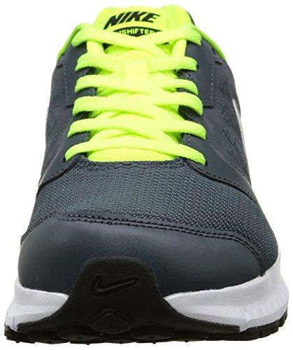 Nike Downshifter 6, Chaussures de course homme Dk Magnet Grey/Blanc-Volt