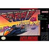 PALOMA NIEVES CGC Huge Poster - F-Zero Box Art Nintendo Super NES SNES - SNE69 (16' X 24')