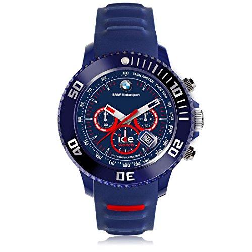 Ice-Watch Bmw Motorsport Orologio Unisex Analogico al Quarzo con Cinturino in Silicone – 001472