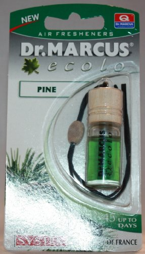 Preisvergleich Produktbild Autoduft Autoparfüm Lufterfrischer Dr.Marcus Ecolo pine 4,5ml