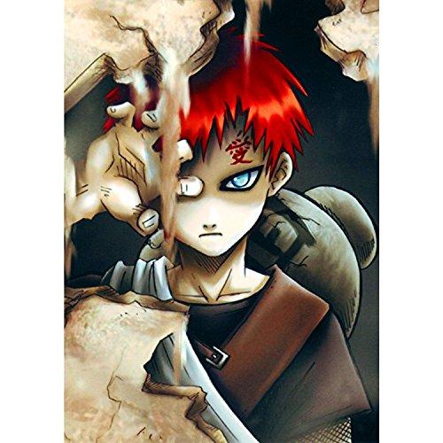 Preisvergleich Produktbild Plakat Poster Gaara Naruto Sandschild Manga Sand(30cmx42cm)