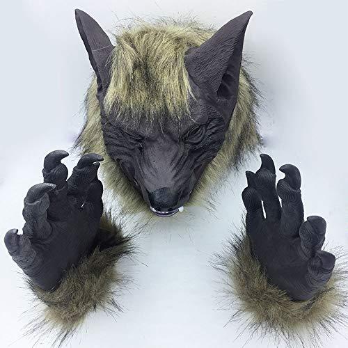 Unbekannt Halloween-Maske Grusel Cosplay Kostüm Fastnacht Party - Blasen Kostüm Brille