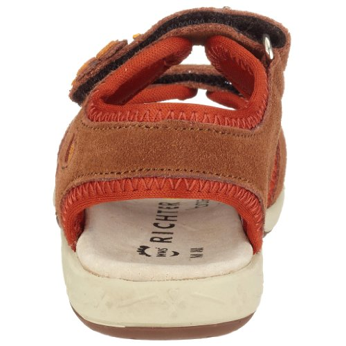 Richter Kinderschuhe 31.5806.1221, Sandales fille Marron