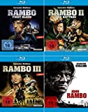 Rambo 1 - 4 Collection (Kein Box-Set)