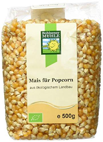 Preisvergleich Produktbild Bohlsener Mühle Mais für Popcorn,  5er Pack (5 x 500 g Packung) - Bio