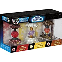 Activision - Skylanders Imaginators Crystals 3, Pack 3 (Earth0 - Ligth2 - Fire6)