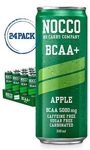 Nocco RTD (Ready to Drink) BCAA es el compañero de entrenamiento perfecto de la compañía sueca 'No Carb Company' que ofrece propiedades anticatabólicas más seis vitaminas, incluidas B6, B12, biotina y D3. Nocco Ready-to-Drink BCAA está enriquecido co...
