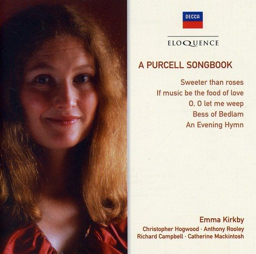 A Purcell Songbook [Oz Only] [Import allemand]