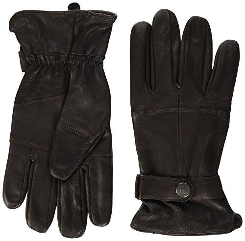 trussardi-jeans-by-trussardi-herren-faustlinge-guanti-69-dark-brown-80