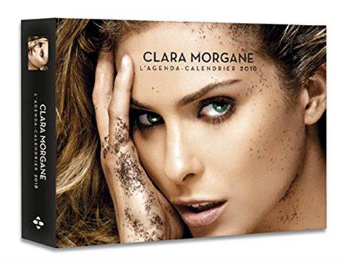 L'agenda-calendrier Clara Morgane 2018