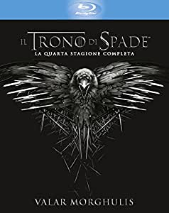 Games of Thrones Stagione 4 (4 Blu-Ray)