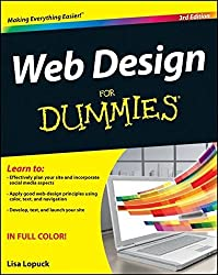 Web Design for Dummies by Lisa Lopuck (2012-04-24)