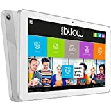 Billow X300S 16GB - Tablet (Tableta de tamaño completo, Android, Pizarra, Android, Plata, -10 - 65 °C)