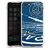 DeinDesign Apple iPhone 7 Coque en Silicone Étui Silicone Coque Souple Paris...