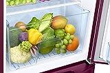 Samsung 192 L 4 Star Direct Cool Single Door Refrigerator(RR20N182YR8/HL/RR20N282YR8/NL, Blooming Saffron Red, Base Stand with Drawer, Inverter Compressor)