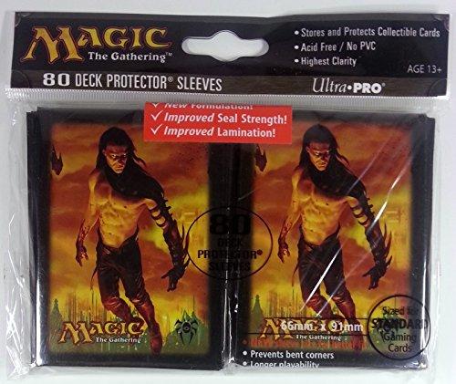 Preisvergleich Produktbild Ultra Pro - Kartenhüllen/Sleeves - Dragon´s Maze - Dimir 80 Stück