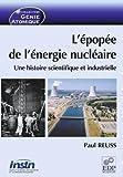 Image de L'épopée de l'énergie nucléaire: Une histoire scientifique et indu