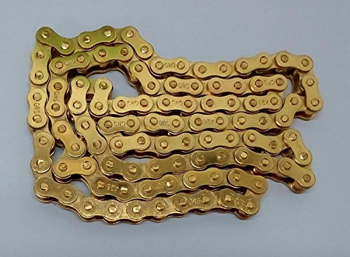 Beehive Filter Gold kette 428 102L für Pit Dirt Bike ATV XR50 CRF50 70cc 110cc 125cc - Dirt Gold Bike