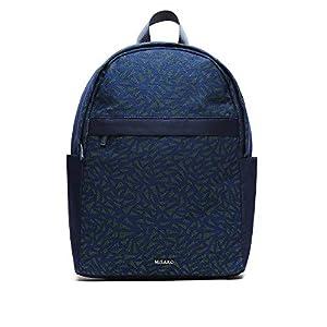 51xWviyqcfL. SS300  - Misako – Mochila Unisex en Nylon Running en Color Azul | Mochila de Deporte| Mochila de Gimnasio | Mochila Impermeable