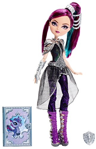 Queen Ever Raven High After Kostüme (Mattel Ever After High DHF34 - Modepuppen, Drachenspiele)