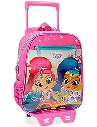 Shimmer & Shine Shimmer and Shine Shiny Sac à dos enfants, 28 cm, 6.44 liters, (Multicolor)