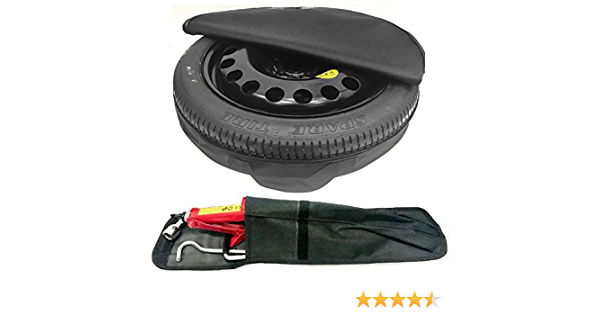 B-CLASS 2011-PRESENT DAY 16 SPACE SAVER SPARE WHEEL AND TOOL KIT /& COVER BAG