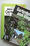 2 Bücher Gartenteiche und Wege Mein kleiner Gartenteich Planen Anlegen Pflegen