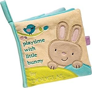 Cuddle Toys 640515cm Cuadrado Conejo Actividad Libro