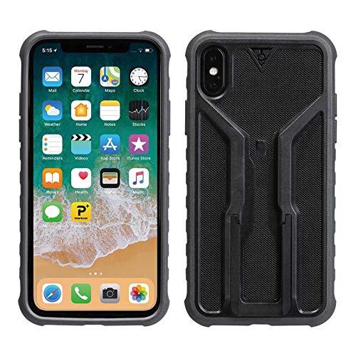 Preisvergleich Produktbild Topeak Unisex - Erwachsene Ridecase für iPhone 10 Handyhülle,  Schwarz,  14.9 x 7.6 x 1.4 cm