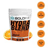 Boldfit Hydra Blend Energy Powder & Electrolyte isotonic Sports Drink Mix, 33 Servings