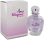 Amo Flowerful by Salvatore Ferragamo - perfumes for women - Eau de Toilette, 100ml