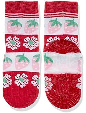 Sterntaler Mädchen Socken Fli Sun Erdbeeren