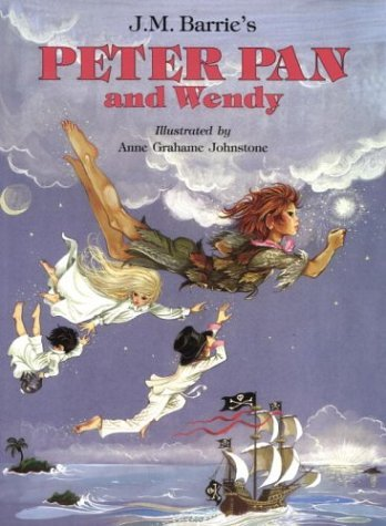 Peter Pan and Wendy by J.M. Barrie (2004-09-07)