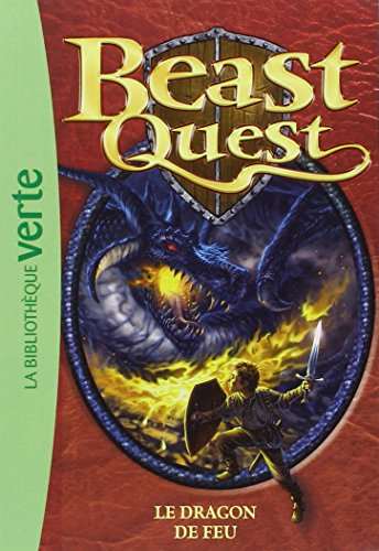 Beast Quest, Tome 1 : Le dragon de feu